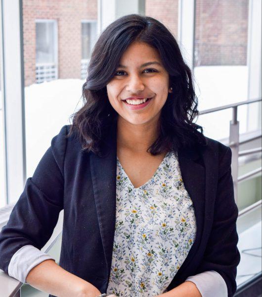 Aastha Tripathi – VP Student Life